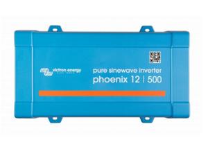 Bilde av VICTRON Phoenix Inverter 12V 500VA Ren sinus